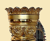 24k gold crown